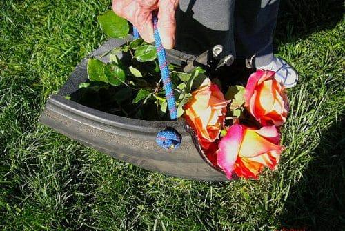 Comment poser la première lame de pneu?