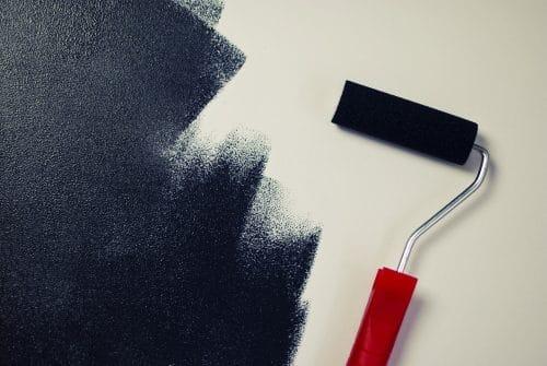 Comment utiliser un rouleau à peinture?